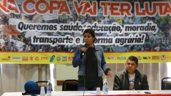 Helena Silvestre do Luta Popular