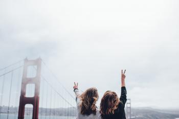 Hello! San Francisco