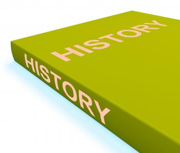 History Book Shows Books About The Past