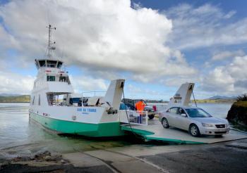 Hokianga Harbour Ferry