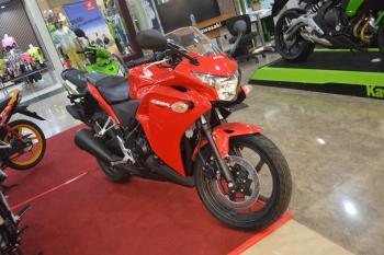 Honda Motorbike CBR Red