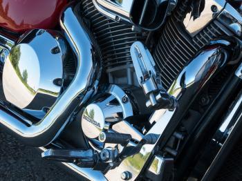 Honda VTX 1800 C 2007 - center