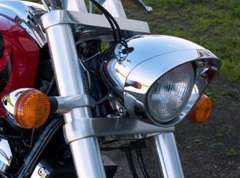 Honda VTX 1800 C 2007 - headlight
