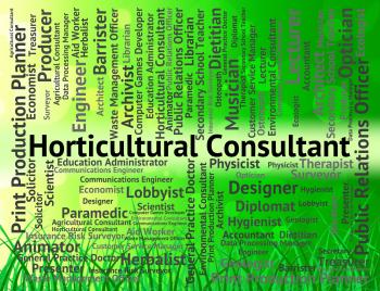Horticultural Consultant Represents Career Hire And Employment
