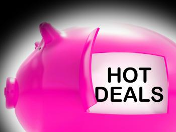 Hot Deals Piggy Bank Message Shows Cheap And Quality Products