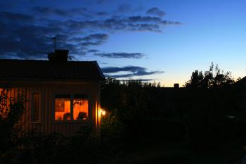 House at Night