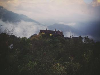House on the Mountain
