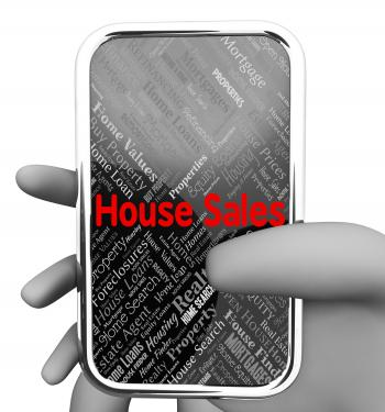 House Sales Indicates Phones Www And Phone