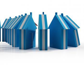 Houses Falling Shows Real Estate Market Failing