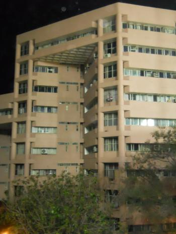 Huge Building