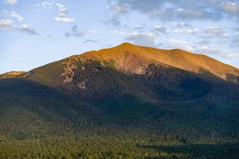 Humphreys Peak, San Francisco Peaks