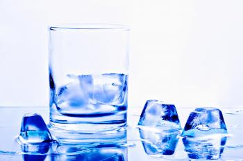 Ice and Glass