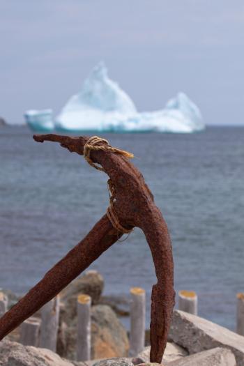 Iceberg and Anchor