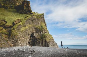 Icelandic Rocky Shore