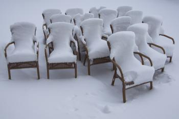 Icy Chairs