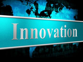 Ideas Innovation Indicates Innovations Inventions And Creativity