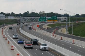 Indiana I-69 Construction