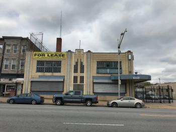 Industrial building, 1374 W. North Avenue, Baltimore, MD 21217