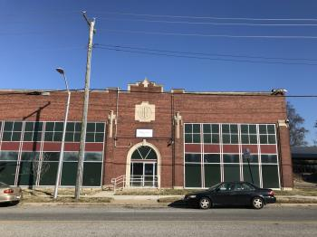 Industrial building, 900 E. 25th Street, Baltimore, MD 21218