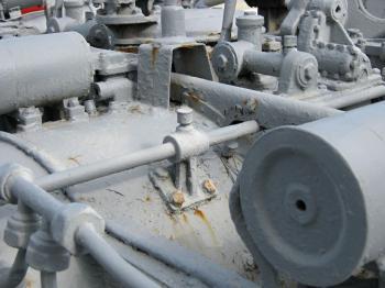 Industrial Machine parts