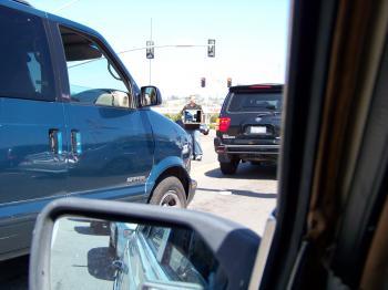 Infinite beggars San Diego CA 2011