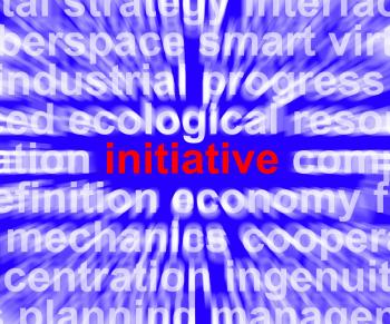 Initiative Word Meaning Leadership Inventiveness And Being Proactive