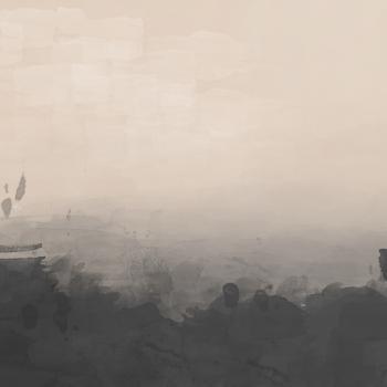 Ink texture background