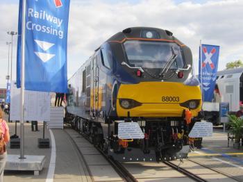 InnoTrans 2016 – DRS Class 88