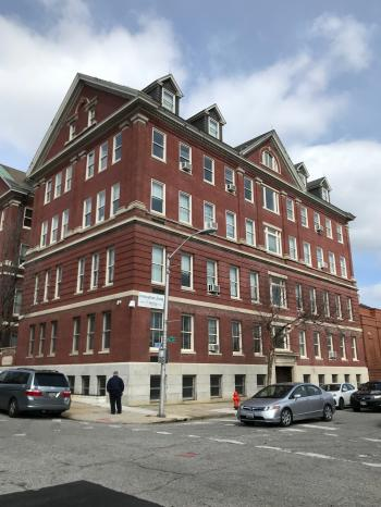 Institute of Notre Dame (1852-1926), 901 Aisquith Street, Baltimore, MD 21202