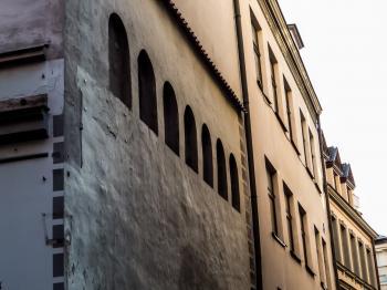 Interesting wall