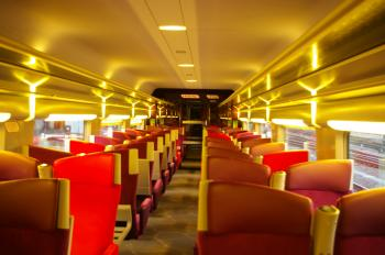 Interior TGV