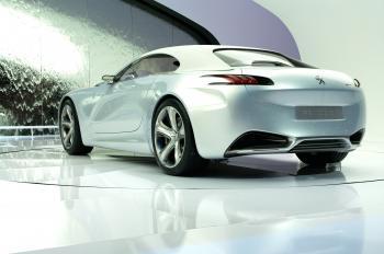 International Geneva Cars salon 2010