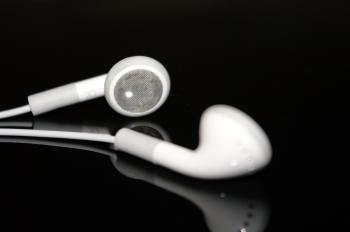 iPod earphones