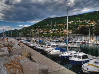 Italian harbor