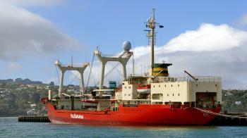 ITALICA General Cargo Vessel.