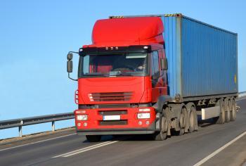 Iveco Stralis lorry
