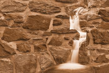 Jarboes Wall Waterfall
