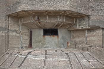 Jersey War Bunker - HDR