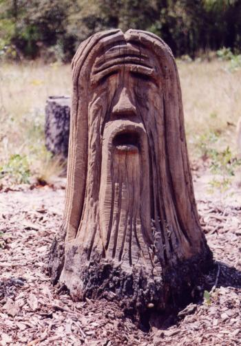 Jesus Stump