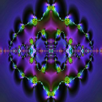 Jewel fractal