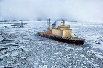 Journey through the Arctic