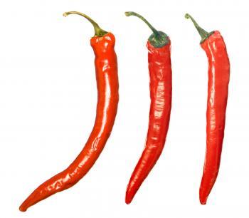 Juicy peppers