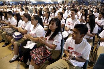 Juramentación de Voluntarios Alfabetizadores y Comisión Departamental San Salvador 11
