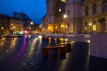 Keleti in Budapest
