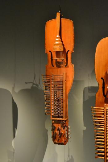 Key harps