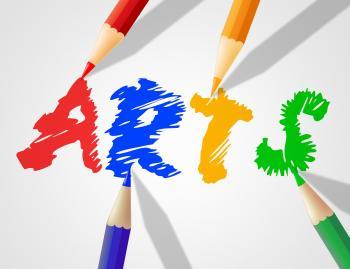 Kids Arts Shows Craft Children And Artistic