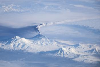 Kluichevskoi Volcano