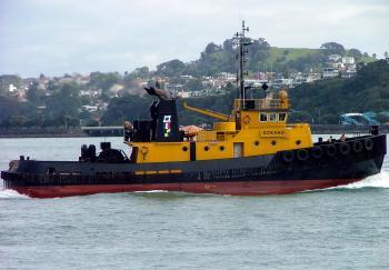 Koranui Tug Boat