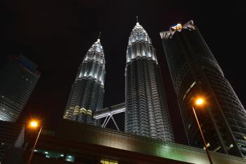 Kuala Lumpur City Centre in a Human POV