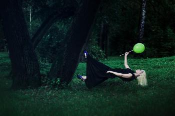 Lady Levitation